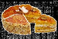 Торт Постный с орехами У Палыча