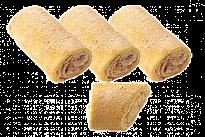 Рулетики с бананом У Палыча