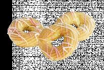 Пирожное Творожные кольца оригинальные У Палыча