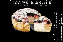 Лесная ягода с йогуртом У Палыча