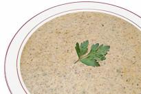 Суп-пюре грибной оригинальный