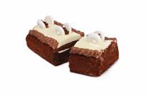 Торт Полено  Черемушки