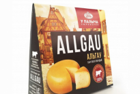 Сыр полутвердый Альгау У Палыча