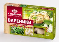 Вареники с сыром и шпинатом У Палыча