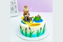 Торт На рабылке SWEETMARIN