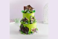 Торт Динозавры SWEETMARIN