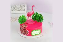 Торт Фламинго SWEETMARIN