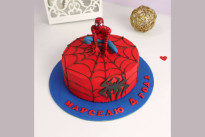 Торт Паук и паутина SWEETMARIN
