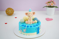 Торт Маленький слоненок SWEETMARIN