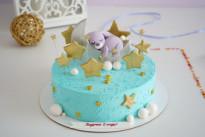 Торт Спящий зайка SWEETMARIN