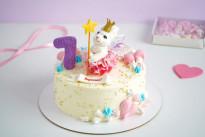 Торт с зайкой SWEETMARIN
