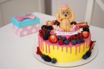Торт мишка SWEETMARIN