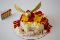 Торт довольный Добби SWEETMARIN