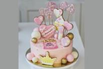 Тортик для принцессы SWEETMARIN