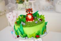Торт с тигром SWEETMARIN