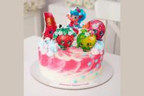 Торт с мультяшками SWEETMARIN