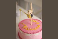Торт с гимнасткой SWEETMARIN