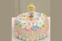 Торт Принцесса SWEETMARIN