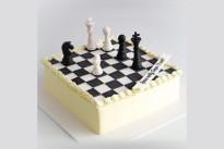 Торт Шахматная доска SWEETMARIN