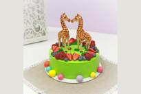 Торт Жирафы SWEETMARIN