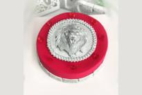 Торт Красный лев SWEETMARIN