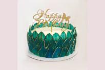 Торт Зеленая груша SWEETMARIN