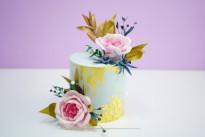 Торт Нежные розы SWEETMARIN