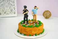 Торт Полицейский SWEETMARIN