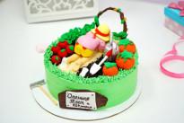 Торт В огороде SWEETMARIN