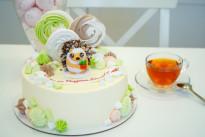 Торт Милый ёжик SWEETMARIN