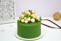 Торт Зеленый бархат SWEETMARIN