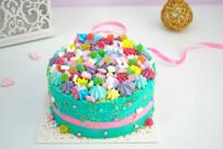 Торт Бочонок со сладостями SWEETMARIN