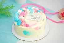 Торт «Нежность» на день матери SWEETMARIN