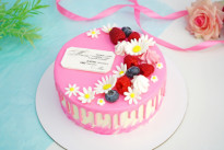 Торт «Ягодный» на день матери SWEETMARIN