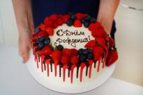 Торт Ягодный SWEETMARIN