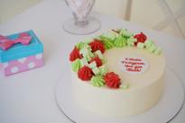 Торт летняя зелень SWEETMARIN