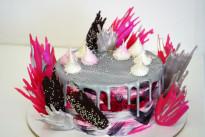 Торт взрывная феерия SWEETMARIN