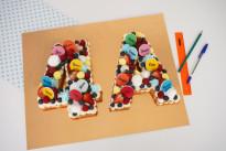 Торт-цифра 4 А SWEETMARIN