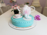 Торт Чайная церемония SWEETMARIN