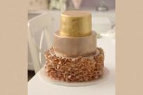 Торт свадебный мастичный SWEETMARIN
