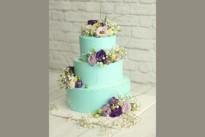 Свадебный с цветами SWEETMARIN