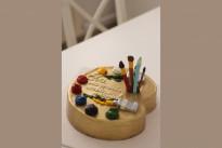 Торт Палитра SWEETMARIN
