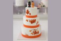 Торт Осенняя свадьба SWEETMARIN
