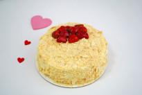 Торт с клубникой 6 SWEETMARIN