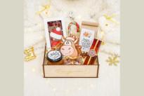 Оригинальные новогодние сладости в коробочке SWEETMARIN