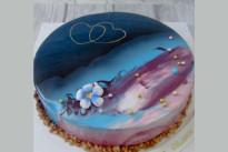 Торт Для влюбленных SWEETMARIN