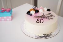 Торт Нежный белый SWEETMARIN