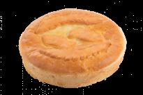Пирог с форелью